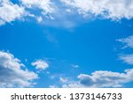 blue sky and cloud nobody image