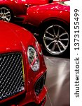 Red Brand New Luxury Cars...
