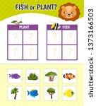 educational game for children... | Shutterstock .eps vector #1373166503