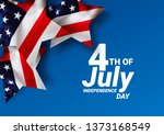 united states of america usa... | Shutterstock .eps vector #1373168549