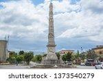 the obelisk  one of the...   Shutterstock . vector #1373540279