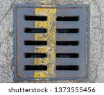 Storm Water Drain Grill With 10 ...
