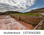 ancient salt exploitation of...   Shutterstock . vector #1373563283