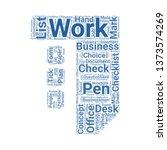 checklist word cloud. tag cloud ...