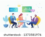 vector creative illustration of ...   Shutterstock .eps vector #1373581976