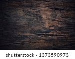 texture and pattern of old dark ... | Shutterstock . vector #1373590973