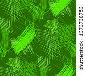 various pencil hatches.... | Shutterstock .eps vector #1373738753