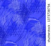 various hatches. seamless... | Shutterstock .eps vector #1373738756