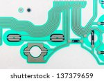 precision circuit is the basis... | Shutterstock . vector #137379659