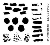 vector collection of hand drawn ...   Shutterstock .eps vector #1373814410