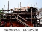 building construction | Shutterstock . vector #137389220
