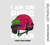 game metal helmets   vector...   Shutterstock .eps vector #1374101720