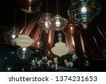 milan italy 04.13.2019  ... | Shutterstock . vector #1374231653