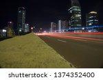 jakarta   april 18  2019.... | Shutterstock . vector #1374352400