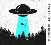 Ufo. Aliens. Black Forest...