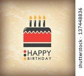 Happy Birthday Card Over...