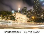 New York City Public Library A...