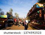 prague   czech republic march...   Shutterstock . vector #1374592523