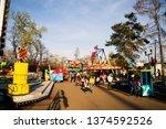 prague   czech republic march...   Shutterstock . vector #1374592526