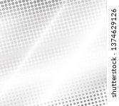 modern in high tech style | Shutterstock . vector #1374629126