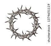 Black Crown Of Thorns Image...