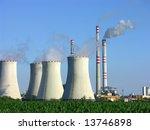 coal power station | Shutterstock . vector #13746898