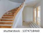 process for under construction  ... | Shutterstock . vector #1374718460