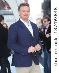 hugh bonneville arriving for... | Shutterstock . vector #137493848