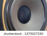 full range speaker   Shutterstock . vector #1375027250