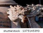 Chinese Dragon Head  Water...
