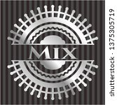 mix silver shiny badge   Shutterstock .eps vector #1375305719