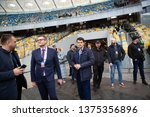 kiev  ukraine april 19  2019 ... | Shutterstock . vector #1375356896