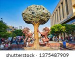 guadalajara  jalisco  mexico 14 ...   Shutterstock . vector #1375487909