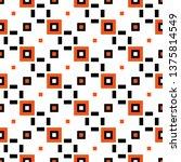 geometric pattern. vector...   Shutterstock .eps vector #1375814549