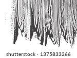 grunge texture. distress black...   Shutterstock .eps vector #1375833266