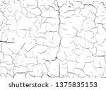distressed overlay texture of...   Shutterstock .eps vector #1375835153