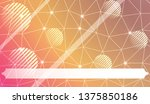 abstract mosaic backdrop with...   Shutterstock .eps vector #1375850186