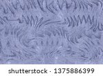 abstract denim fabric design | Shutterstock . vector #1375886399