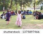 stlhet  bangladesh  23 mar 2019 ... | Shutterstock . vector #1375897466