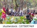 stlhet  bangladesh  23 mar 2019 ... | Shutterstock . vector #1375897469