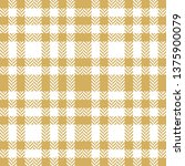 check plaid pattern vector in...   Shutterstock .eps vector #1375900079