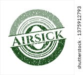 green airsick distressed rubber ...   Shutterstock .eps vector #1375912793
