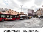 rome  italy   april 3  2019 ... | Shutterstock . vector #1376005553