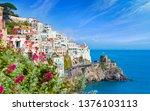 daylight view of beautiful... | Shutterstock . vector #1376103113