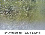 abstract background. drops of... | Shutterstock . vector #137612246
