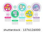 digital marketing vector...   Shutterstock .eps vector #1376126000
