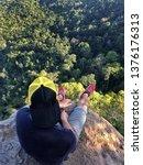Small photo of Views from the Ngorn Nark Mountain, Krabi Province, Thaila