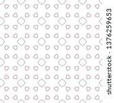 seamless vector pattern in... | Shutterstock .eps vector #1376259653
