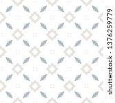 seamless vector pattern in... | Shutterstock .eps vector #1376259779