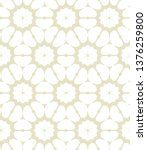 seamless vector pattern in... | Shutterstock .eps vector #1376259800
